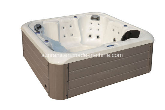 2017 High-Quality New Design out Door 5 People SPA Hot Tub pictures & photos