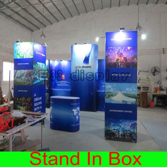 Modular Exhibition Stands Zero : China custom diy easy set up portable modular exhibition stand for