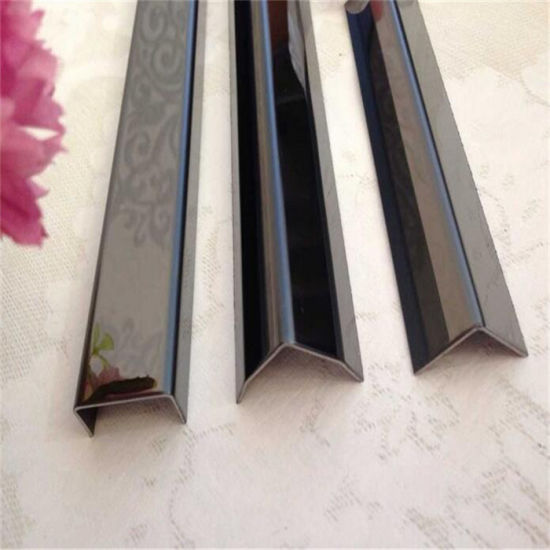 Stainless Steel Flooring Cover Strip pictures & photos