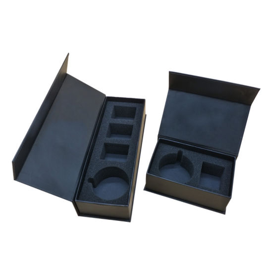 China Custom Electronic Product Part Packaging Box with Die
