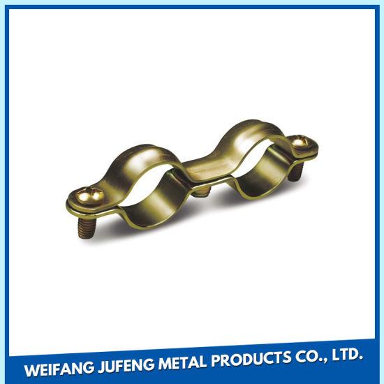 China Manufacturer Sheet Metal Stamping Pipe Clamp