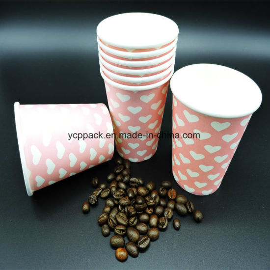 4-20 Oz Custom Disposable Paper Coffee Cola Drinking Cup pictures & photos