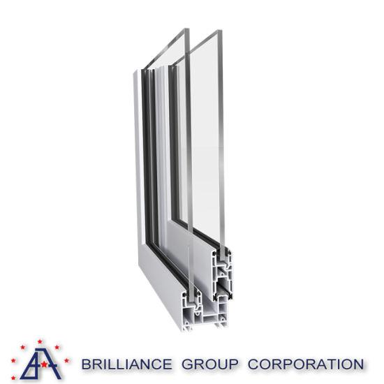 China Aluminium Frame Sliding Glass Window - China Sliding Window ...