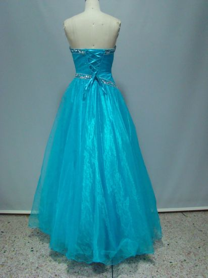 2017 Ball Gown Evening Party Prom Dresses (S25) pictures & photos