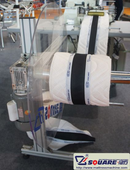 Mattress Decorative Ribbon Machine (CTF4) pictures & photos
