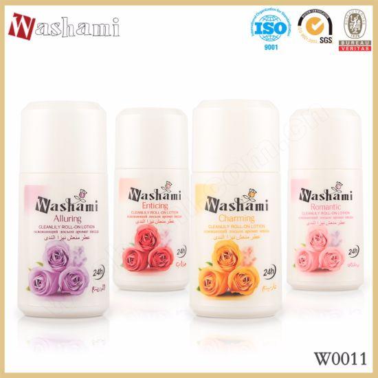 Washami Fresh Active Antiperspirant Roll on Body Deodorant