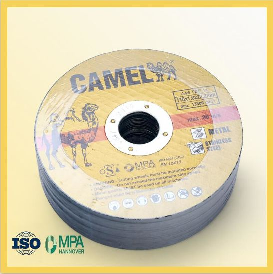 "4.5"" Cutting Disc for Metal and Stainless Steel pictures & photos"