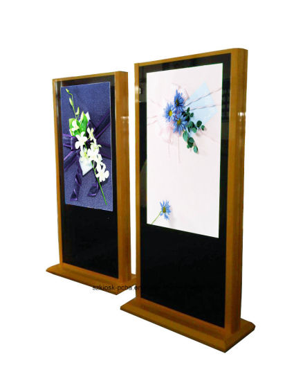 Digital Signage, Touch Screen Kiosk 32inch Advertising Player with IP65 Front pictures & photos