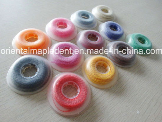 Super Elastic Orthodontic Power Chain Colorful E-Chain pictures & photos