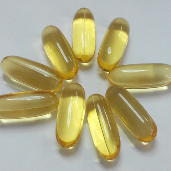 Omega 3 Deep Sea Softgel Capsule Fish Oil pictures & photos