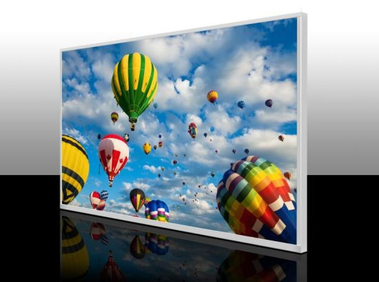 43 Inch Uhd Advertising Display with 1000 Brightness pictures & photos