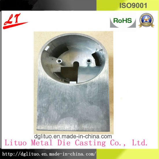 Aluminum Alloy Metals Die Casting for LED Lihghting Parts pictures & photos