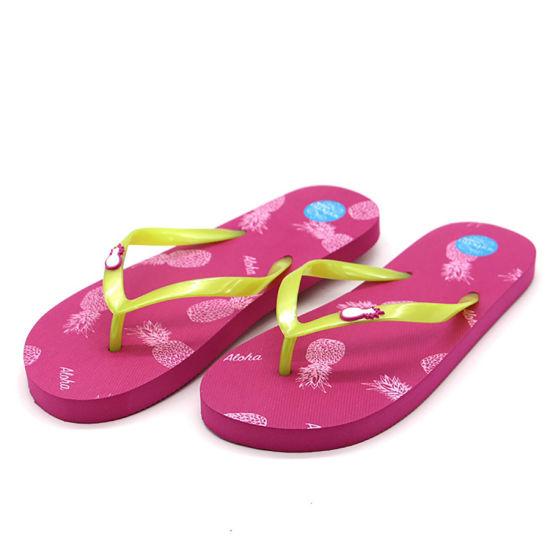 2019 Fashion Summer Beach PE Flip Flops Slippers