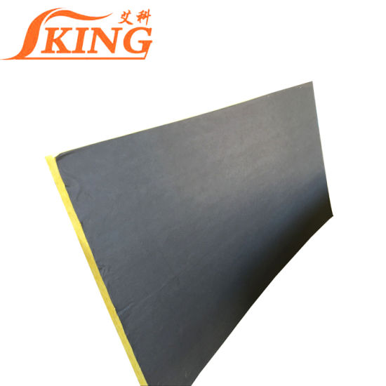 Construction Materials Fireproof Glass Wool Board pictures & photos
