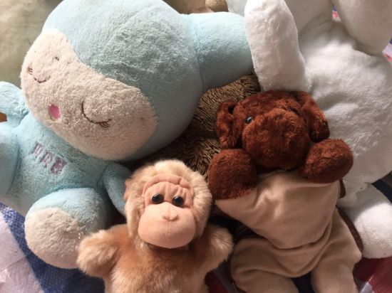 Africa Used Clothes Second Hand Clothing in Bales Children's Baby's Toys