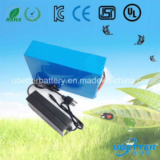 Customized Rechargeable 18650 Li-ion Battery for Smart Balance Scooter pictures & photos