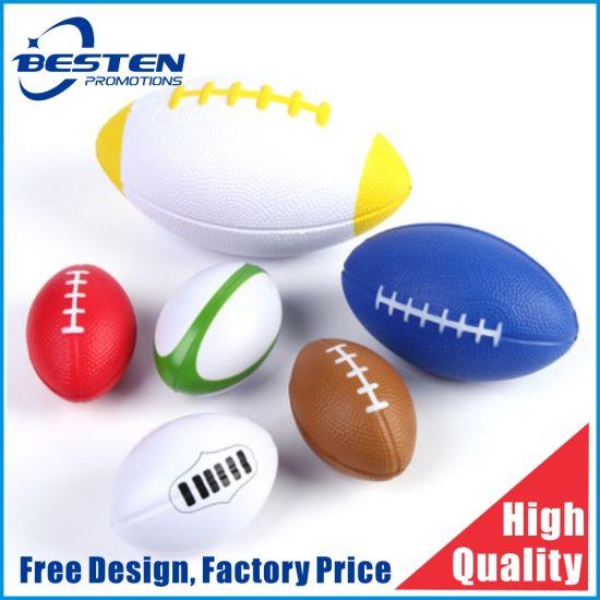 Custom Shaped Creative Design PU Stress Ball with Logo Printed