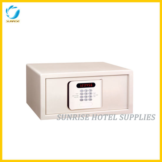 Hotel Safe Deposit Box with Audit Trail Functions