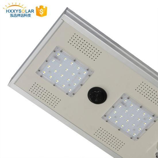 New Solar LED Street Light 20W 30W 100W High Brightness 3030 LED IP65 Outdoor Solar Flood Light