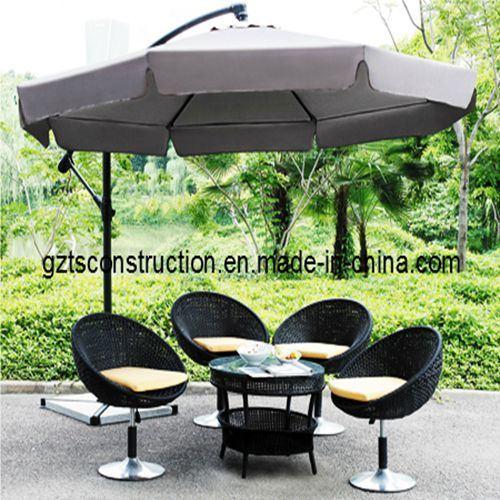 New Garden Beach Big Parasol Rome Umbrella (TS-025)
