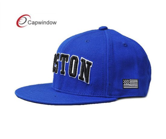 Capwindow Customized Various Snapback Hats with Logos on Caps