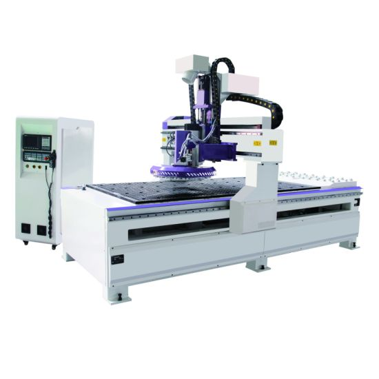 China 1325 Atc Cnc Engraving Router Machine With Tools