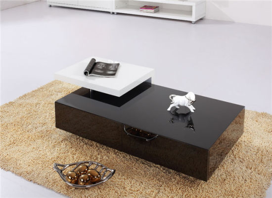 Extendible New Model Coffee Table Cj M038