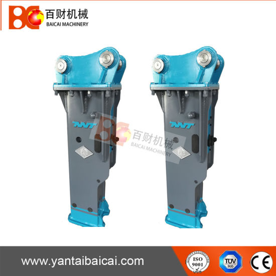 Excavator Hydraulic Demolition Hammer Rock Breaker for Sale pictures & photos