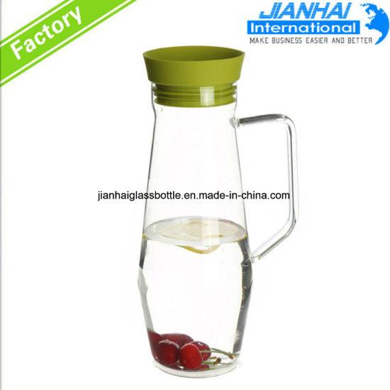 28c51d2aca3 China Glass Pitcher Cold Tea Water Pot Factory Price - China Glass ...