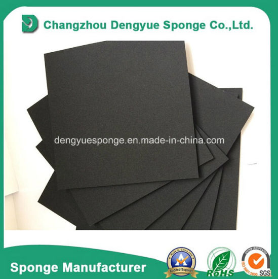 China Hard Buoyancy Plate PE Material Rubber Foam - China
