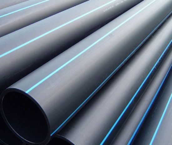ISO4427 High Pressure Black PE Plastic HDPE Pipe Sizes Chart in Plastic  Tubes
