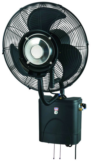 Outdoor Cooling Electric Wall Fan with CE/SAA Approvals pictures & photos