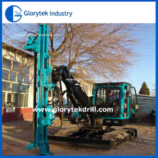 Quarry Blast Hole DTH Drilling Rig for Sale pictures & photos