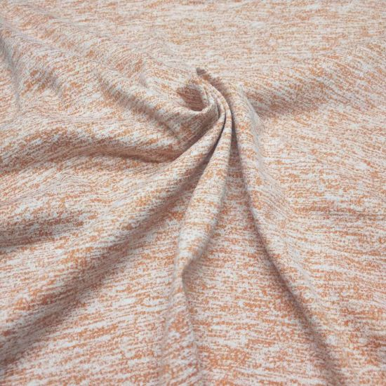 100% Polyester Fabric for Casual and Sports Wear Garment