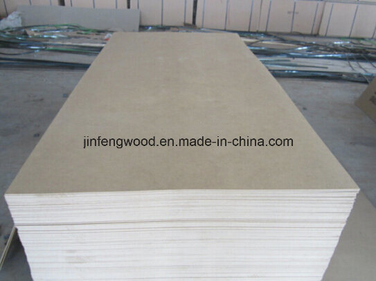 3mm Thickness Melamine MDF / Plain MDF pictures & photos