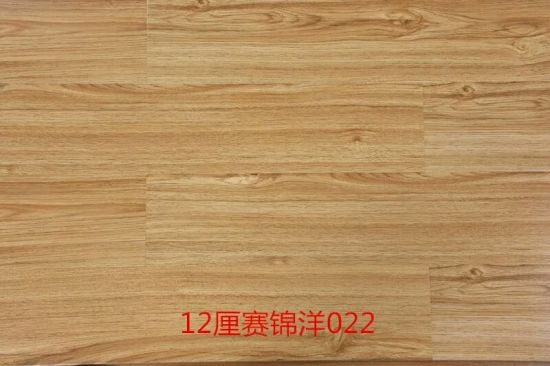 China Wear Resisting 12mm High Density Laminate Flooring With Ce