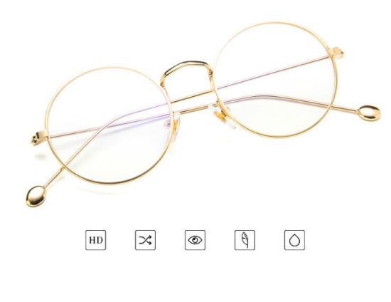 eda60b253848 2019 Metal Optical Frames Manufactures in China Cheap Glasses ...