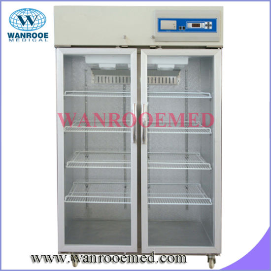 with Automatic Temperature Control Blood Bank Refrigerator pictures & photos