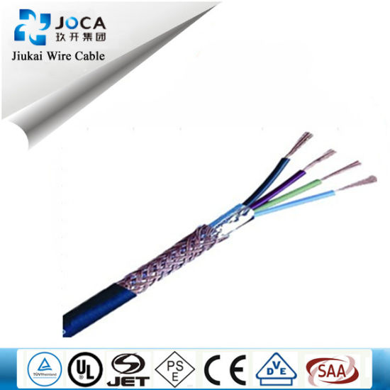 China 8 Core UL2464 22AWG Double Shielded Cable Wire - China ...