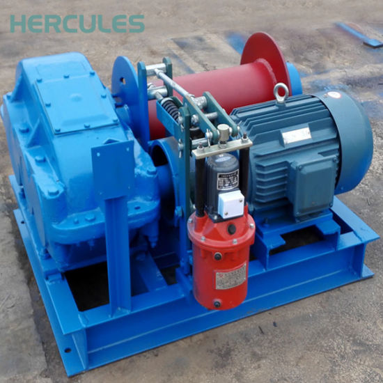 for Workshop Portable Electric Winch From China Low Price pictures & photos