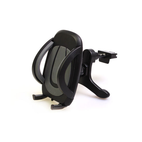 360 Degree Rotation Universal Car Mount Air Vent Mobile Holder pictures & photos