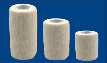 PBT Crepe Self-Adhesive Elastic Bandage with Ce and ISO pictures & photos