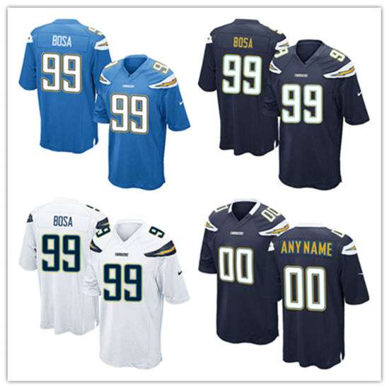 competitive price 3aa76 7e31b Men Women Youth Chargers Jerseys 99 Joey Bosa Football Jerseys