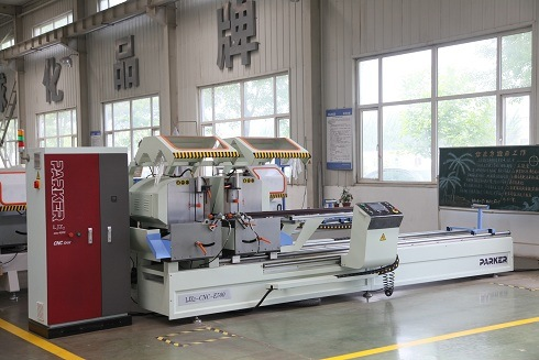 CNC Aluminum Profile Cutting Saw for Aluminum Window Door Machine pictures & photos
