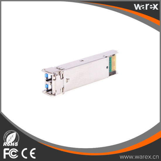 Cisco GLC-LHX-SMD 1.25g LH 1310nm SFP Transceiver 40km with DDM pictures & photos