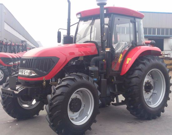 Good Quality China Factory Supply 100HP 120HP 4WD Farm Tractor pictures & photos