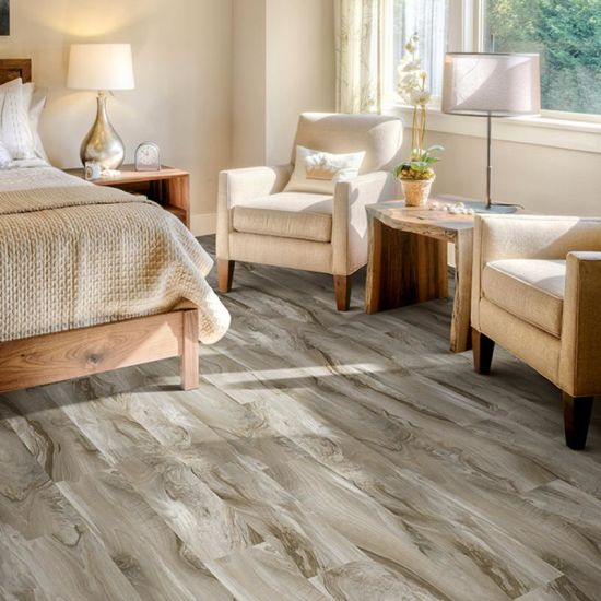 China 35mm Wood Effect Luxury Vinyl Flooring Plank China Vinyl