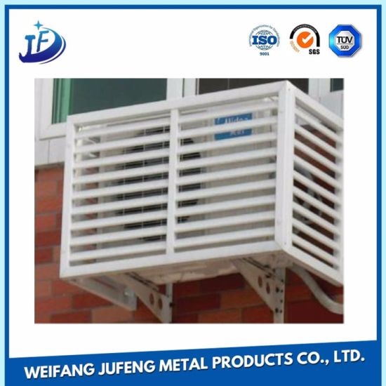 china oem steel sheet metal fabrication stamping parts for window