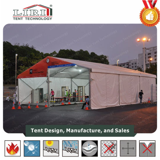 China Aluminium Frame Clear Span Tent for Event on Sale