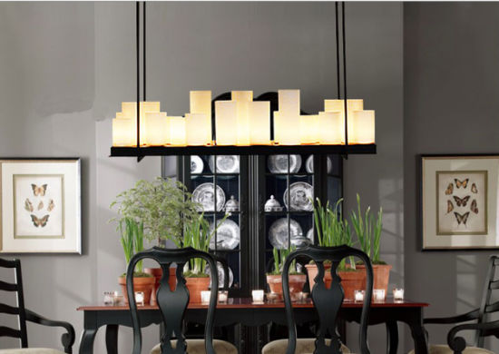Nice American Style Hotel Vintage LED Pendant Chandelier Light Lamp for restaurant or Living Room pictures & photos